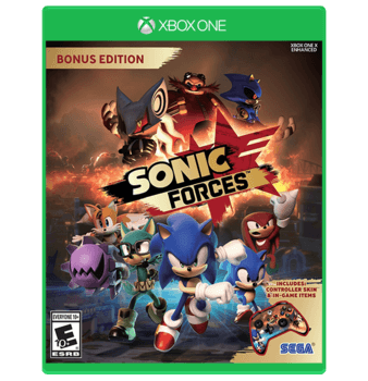 Sonic Forces Bonus Edition - Xbox One Used