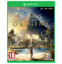 Assassins Creed Origins Xbox One XBOX One X Used