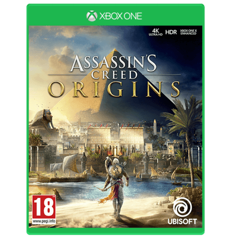 Assassins Creed Origins Xbox One XBOX One X
