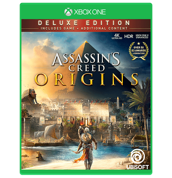 Assassin's Creed Origins - Deluxe Edition Used