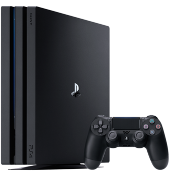 PlayStation 4 Pro - PS4 Pro with warranty