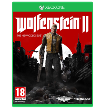 Wolfenstein 2: The New Colossus - Xbox One Used