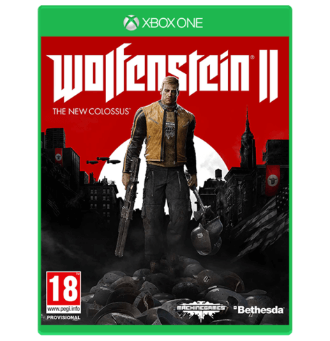 Wolfenstein 2: The New Colossus - Xbox One