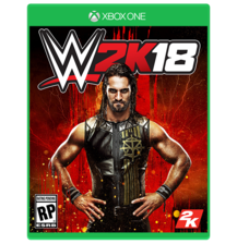 WWE 2K18 - Standard Edition - Xbox One Used