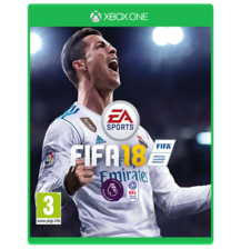 Fifa 18 Arabic Edition - Xbox One Used