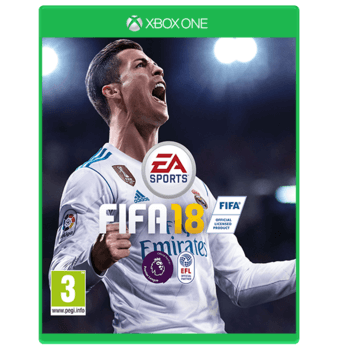 Fifa 18 Arabic Edition - Xbox One