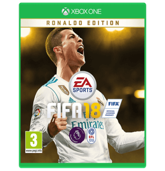 FIFA 18 Ronaldo Edition Xbox One - XB1