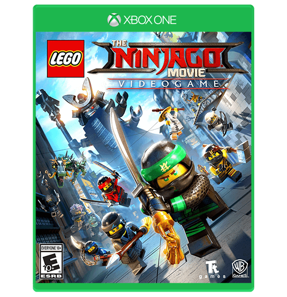 LEGO Ninjago Movie Game: Videogame Xbox One