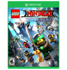 LEGO Ninjago Movie Game: Videogame Xbox One Used