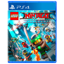 LEGO Ninjago Movie Game: Videogame - Used - PS4