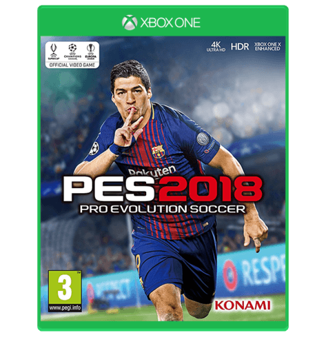 PES 2018 (Xbox One) Used