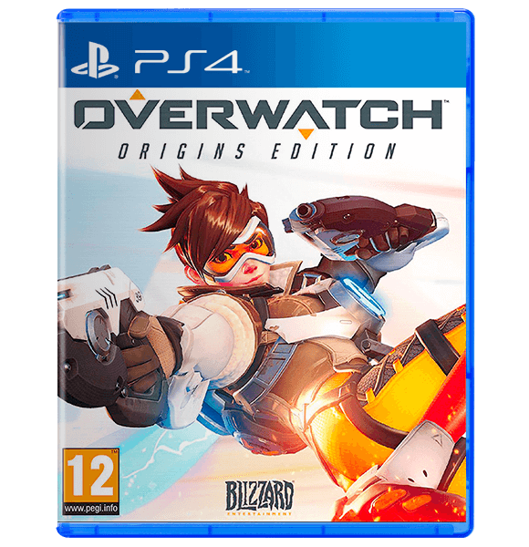 Overwatch  PlayStation 4 (Used)
