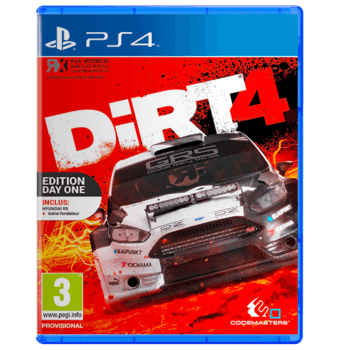 Dirt 4 Playstation 4 - PS4
