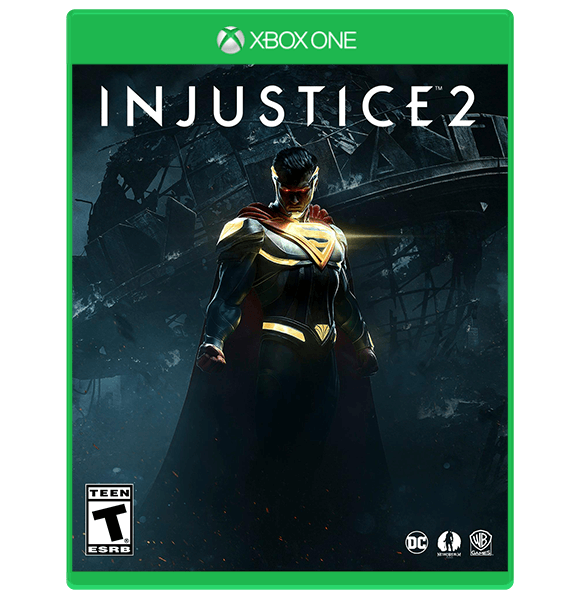 Injustice 2 (Xbox One) Used