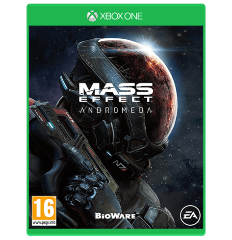 Mass Effect Andromeda - Xbox One Used