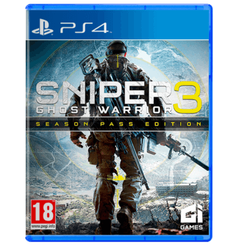 Sniper Ghost Warrior 3 PlayStation 4 - PS4 Season Pass Edition