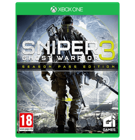 Sniper Ghost Warrior 3 Xbox One Limited Edition