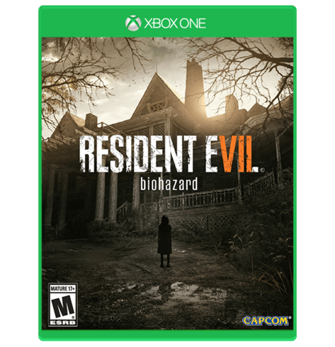 Resident Evil 7: Biohazard - Xbox One Used