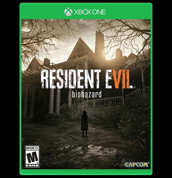 Resident Evil 7: Biohazard - Xbox One Used