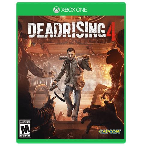 Dead Rising 4 - Xbox One Used
