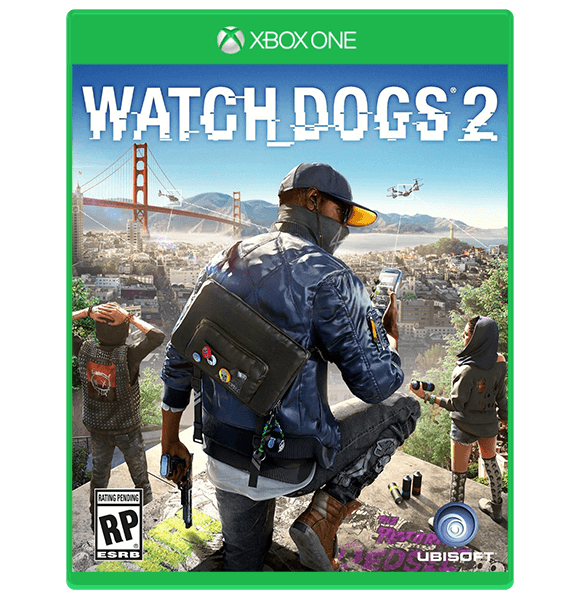Watch Dogs 2 - Xbox One Used