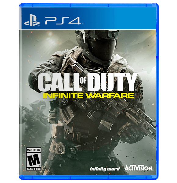 Call of Duty Infinite Warfare PS4 Used
