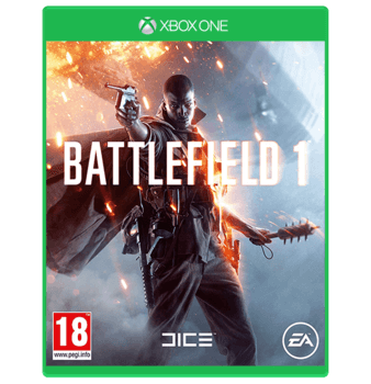 Battlefield 1  - Xbox One Used