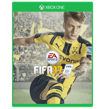 FIFA 17 XBOX ONE  ( Arabic Commentary ) Used