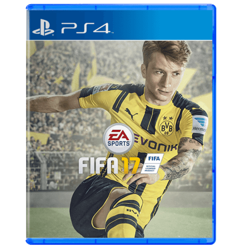 FIFA 17 Arabic Edition PS4 ( Arabic Commentary )