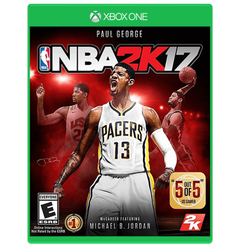 NBA 2K17  - Xbox One Used