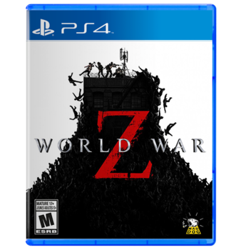 World War Z - PlayStation 4 - PS4