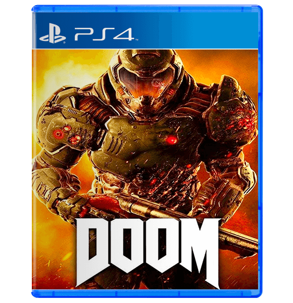 Doom - PlayStation 4 (Used)