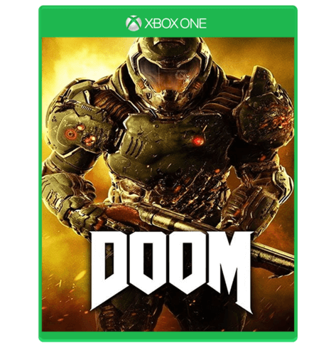 Doom - Xbox One Used