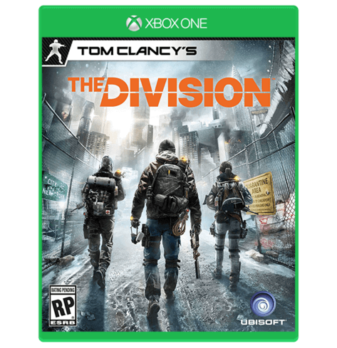 Tom Clancy's The Division - Xbox One Used