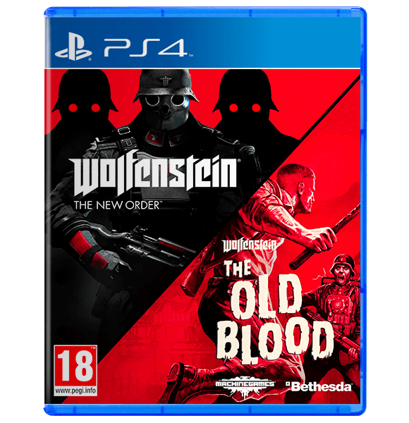 Wolfenstein New Order / Old Blood Double Pack