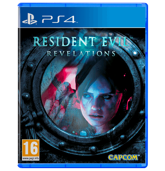 Resident Evil Revelations - PS4 - Used