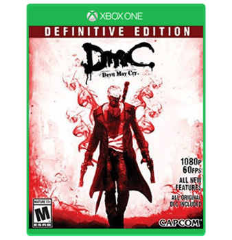 DMC Devil May Cry: Definitive Edition - Xbox One Used