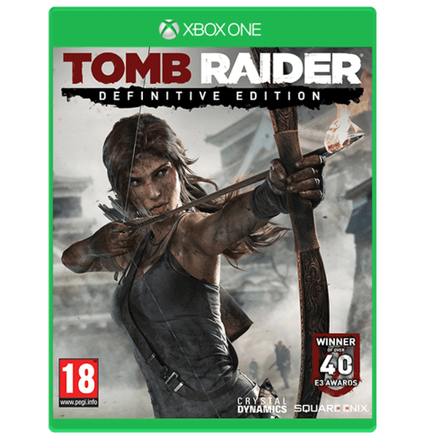 Tomb Raider: Definitive Edition Used