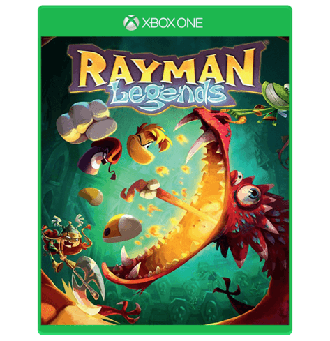 Rayman Legends - Xbox One Used
