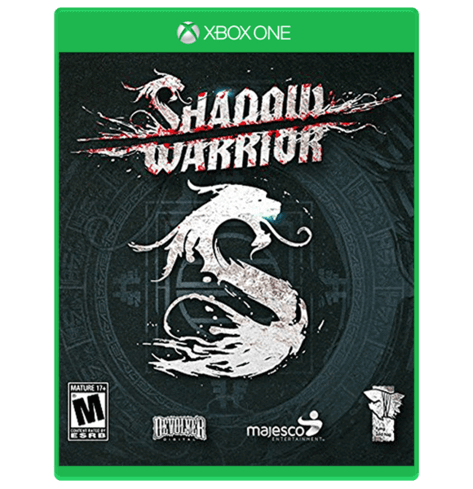 Shadow Warrior - Xbox One Used