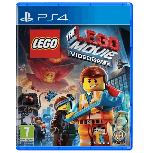 Lego Movie Videogame PS4 Used PlayStation 4