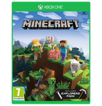 Minecraft - Xbox One Used