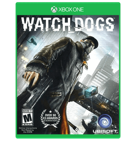 Watch Dogs Used