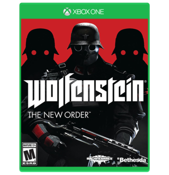Wolfenstein: The New Order Xbox one Used