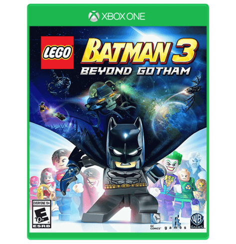 LEGO Batman 3: Beyond Gotham - Xbox One Used