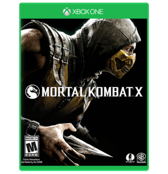 Mortal Kombat X - Xbox One Used