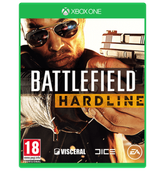 Battlefield Hardline - Xbox one Used
