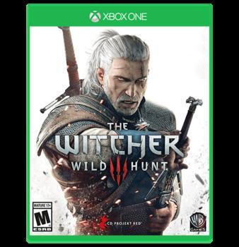 The Witcher Wild Hunt Xbox One