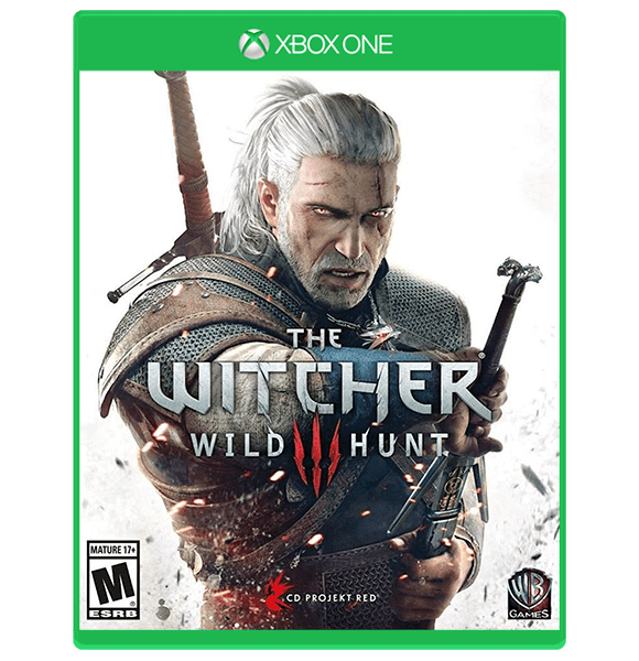 The Witcher: Wild Hunt - Xbox One Used