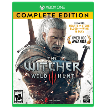 The Witcher 3 Game of the Year - Xbox One Used